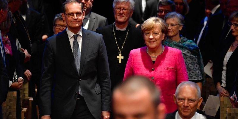 برگزاری مراسم بزرگداشت 500 سالگی اصلاحات دینی مارتین لوتر در آلمان