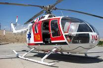 فاز اول پروژه آشیانه بالگرد امداد هوایی جمعیت هلال احمر اردبیل در سال آینده به بهره برداری خواهد رسید