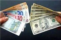 نرخ رسمی دلار 3244 تومان شد/ افت 19تومانی یورو+جدول