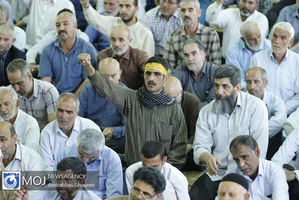 نماز جمعه تهران - ۱۷ خرداد ۱۳۹۸