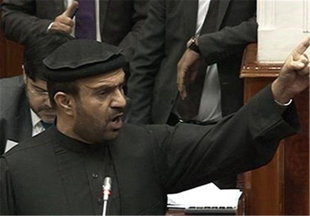 اظهارات تند نایب رئیس مجلس افغانستان علیه اشرف غنی