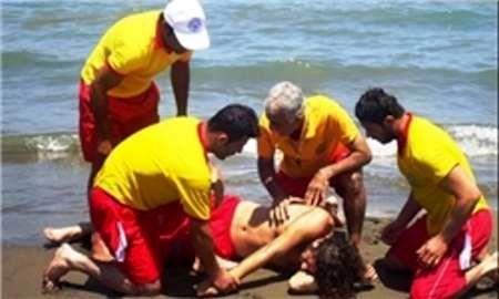 کاهش 33 درصدی غرق شدگی در دریای مازندران