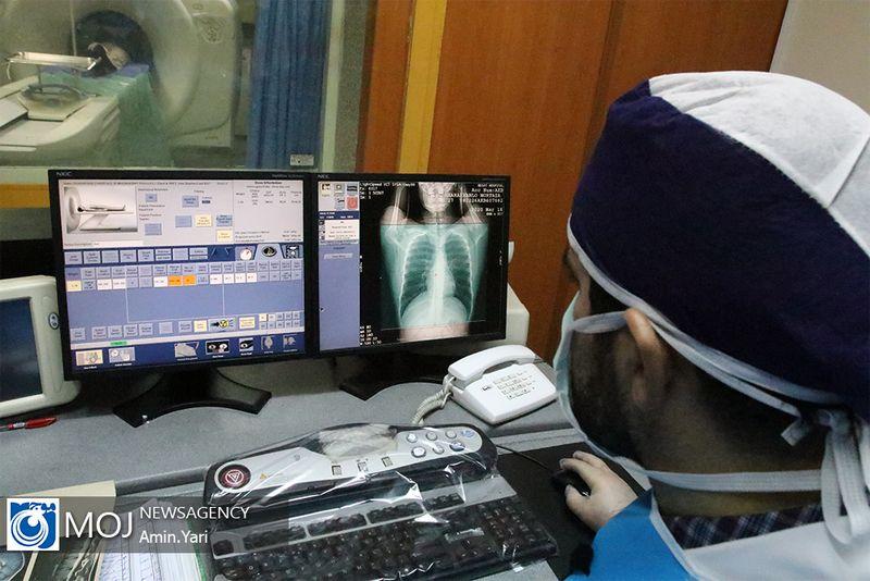 جدیدترین آمار کرونا در کشور تا ظهر ۱۳ تیر ۹۹/ شناسایی ۲۵۶۶ بیمار جدید