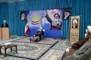 مستند ذو شهادتین برای اولین بار در دفتر امام جمعه یزد رونمایی شد
