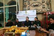 بیمارستان صحرائی در منطقه مزایجان استان فارس دائر میشود