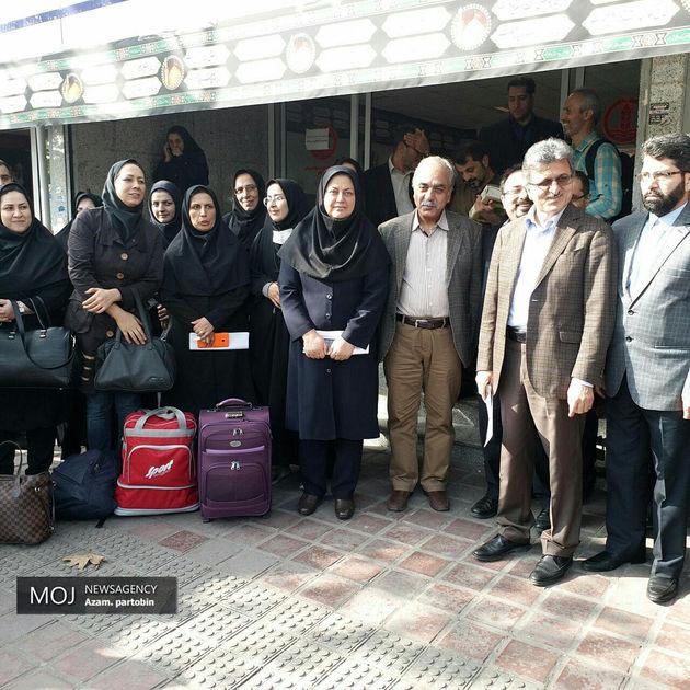 تیم پزشکی گیلان به مناطق زلزله زده اعزام شد