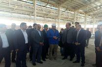 افتتاح خودروسازی صحنه در فروردین ۹۶/بکارگیری 400 نیرو در فاز اول