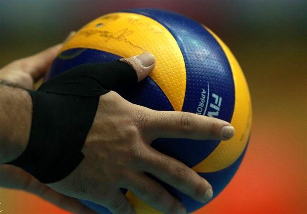 برتری ۶ بر صفر تیم والیبال زیر ۲۳ سال ایران مقابل الجزایر