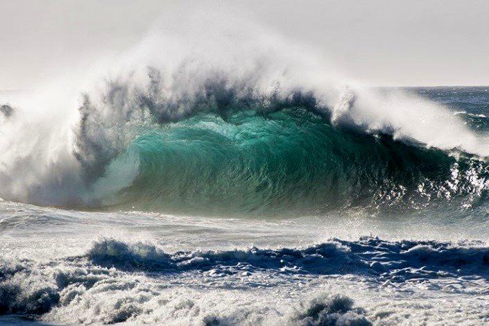 شناورهای سبک و صیادی از تردد به جزایر غربی هرمزگان خودداری کنند