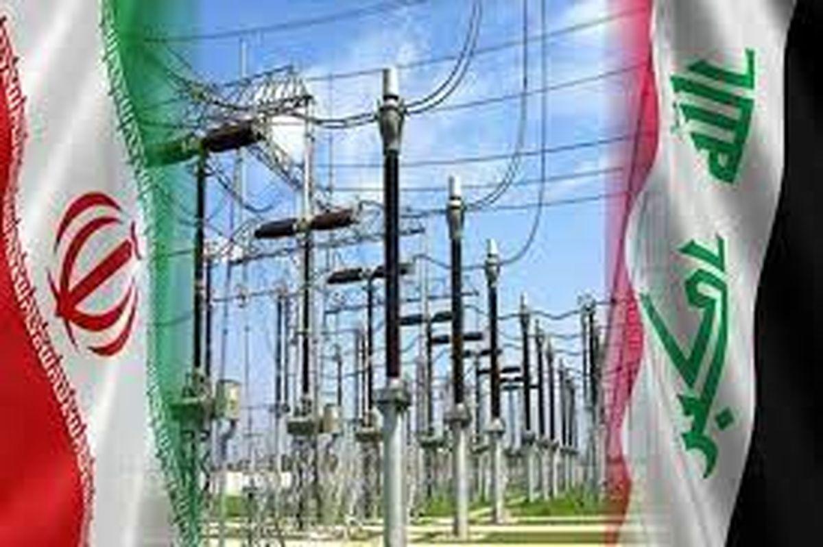 صادرات برق ایران به عراق به طور کامل قطع شده است