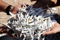 توقیف 440 هزار نخ سیگار قاچاق در میناب