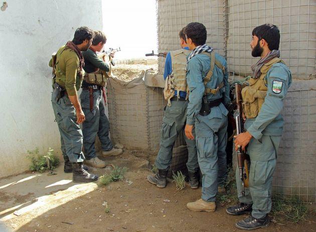 7 کشته در حمله طالبان به پاسگاهی در غرب افغانستان