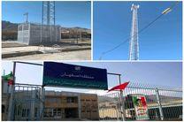 توسعه شبکه اپراتور همراه اول در شهرستان دهاقان