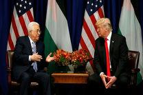 محمود عباس از گفتگوی تلفنی با دونالد ترامپ خودداری کرد