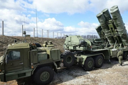 S-500 air defense system tested in Syria