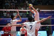 گزارش بازی والیبال ایران و صربستان/ ایران 3 صربستان 1