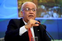 عریقات: هماهنگی فلسطین و مصر در بالاترین سطح ادامه دارد
