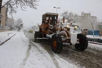 افزایش 230 هزار مترمربع به مساحت سواره روسنندج  جهت برف روبی