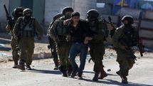 یورش صهیونیست ها به مناطق مسکونی فلسطینی ها / بازداشت ها ادامه دارد