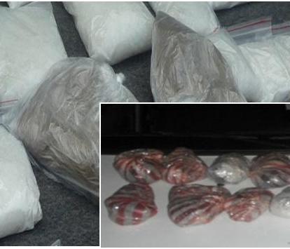 کشف بیش از ۱۷ کیلوگرم انواع مواد مخدر در گیلان