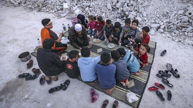 حدودا 8 میلیون سوری از عدم امنیت غذایی رنج می برند