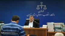یکبار دیگر تقاضای اشد مجازات محکومین را از محضر دادگاه دارم