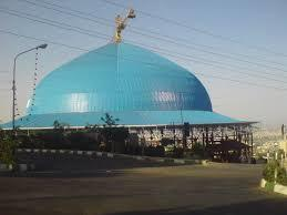 افتتاح مقبرة الشهدا تا پایان مردادماه
