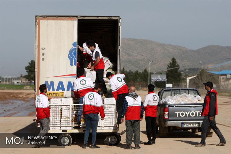 اطلاعیه هلال احمر درباره کمکهای بین المللی به سیل زدگان