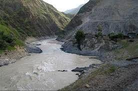 رودخانه کشکان استان لرستان سال آینده خشک می شود
