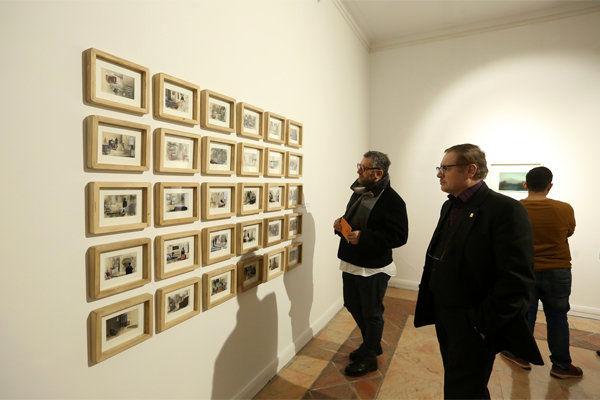 نمایشگاه سومین دوره جایزه ورسوس افتتاح شد