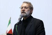 هشدار لاریجانی به کج راهه غرب در مساله هسته ای؛ توافق به هم می خورد