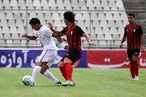 نتیجه بازی پدیده و نساجی مازندران/ پیروزی پر گل پدیده مقابل نساجی