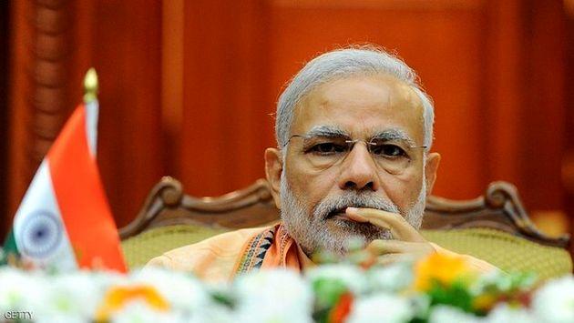 نخستوزیر هند با خانواده قربانیان زلزله در غرب ایران ابراز همدردی کرد