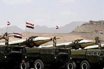 شلیک تلافی جویانه موشک انقلابیون به مواضع سعودی ها