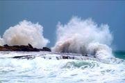 رگبار در ارتفاعات هرمزگان/ احتیاط در تردد دریایی در تنگه هرمز