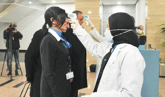مصر نخستین مورد از ابتلا به ویروس کرونا را تایید کرد