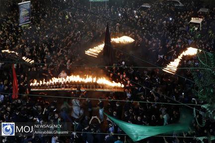 آیین+مشعل+گردانی+در+محله+دولت+آباد+تهران (1)