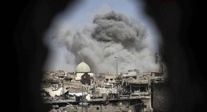 شهرکنشینان اسرائیلی یک مسجد را به آتش کشیدند