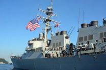 جنجال عبور کشتی های نیروی دریایی آمریکا از تنگه تایوان