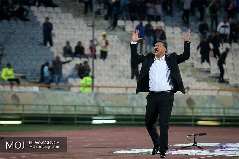 علی دایی سرمربی تیم فوتبال ذوبآهن شد؟