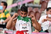 امان الله پاپی به مدال نقره رسید؛  ورزشکار ایرانی مدال طلا را از پاپی ربود!