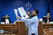 ششمین جلسه دادگاه محمدهادی رضوی و متهمان بانک سرمایه آغاز شد