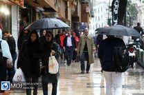 بارش برف و باران در کشور / پیش بینی وضعیت آب و هوای ۳ روز آینده