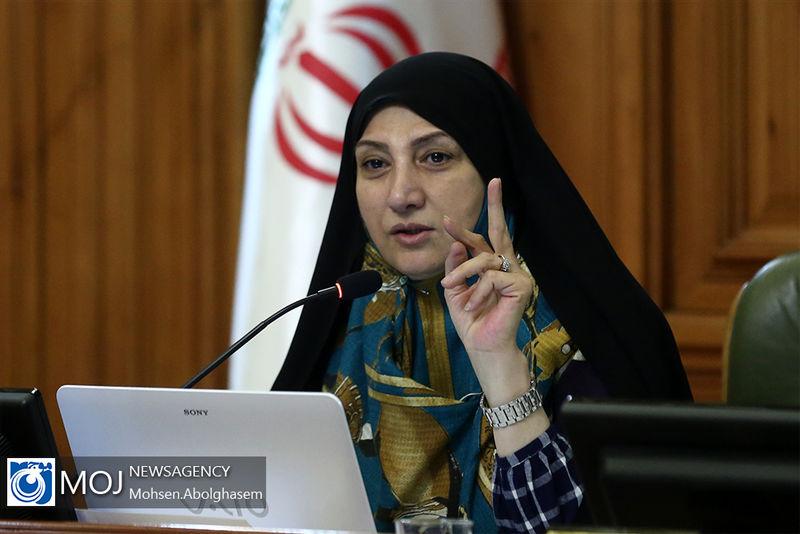 آمار بستری و مرگ و میر بیماران مبتلا به کرونا در شهر تهران
