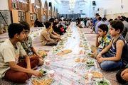 برگزاری مراسم بزرگ افطاری خانوارهای ایتام کمیته امداد در اصفهان / افطاری  ۵۰۰۰ نفر از ایتام اصفهانی