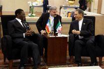 جهانگیری جایگاه آفریقا در سیاست خارجی ایران را تشریح کرد