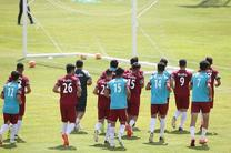 تیم ملی فوتبال امید راهی عراق شد