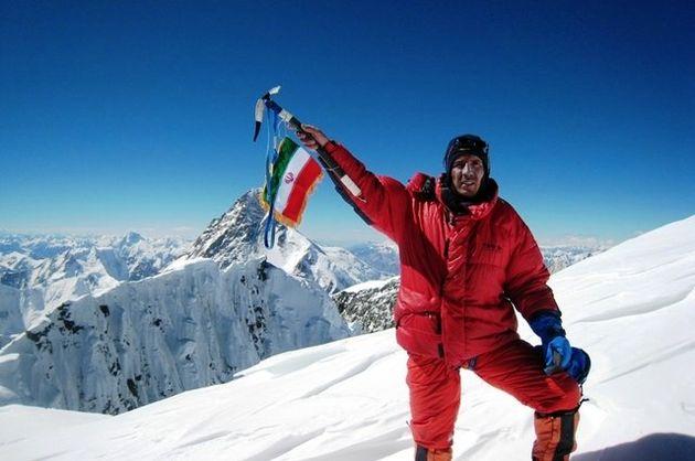 عظیم قیچیساز بهعنوان مشعلدار المپیک زمستانی 2018 انتخاب شد