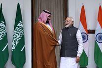 سرمایه گذاری 100 میلیارد دلاری عربستان در هند