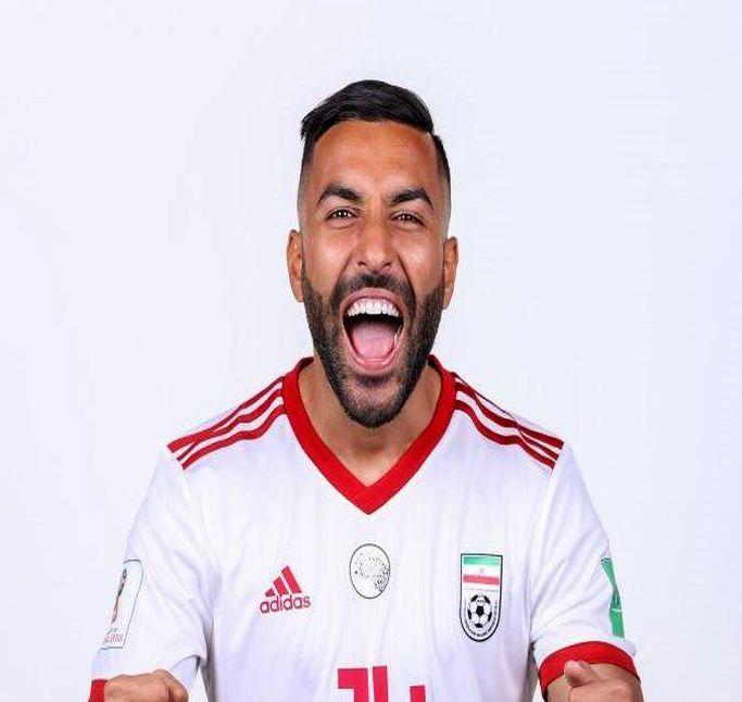 قدوس سه شنبه در اردوی تیم ملی فوتبال ایران حاضر می شود